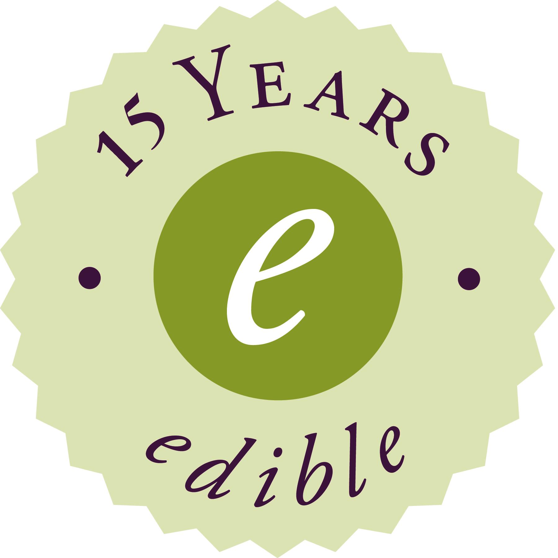 Edible 15!