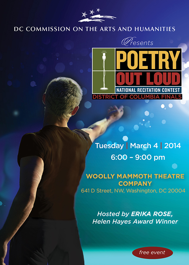 2014 Poetry Out Loud - District of Columbia Finals