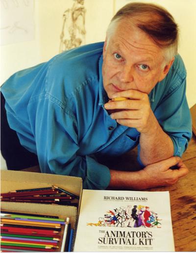 Animator Richard Williams