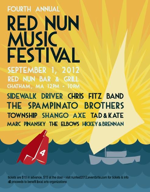 Nun Fest Poster 2012