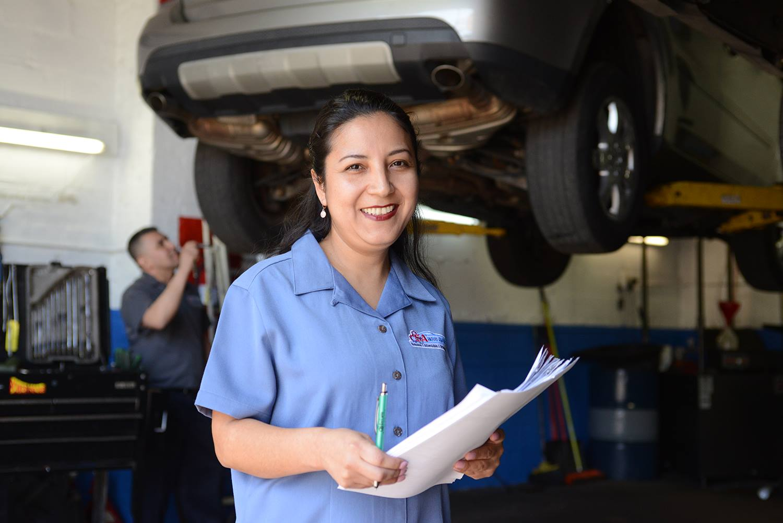 S&A Auto Repair - Hilda Mera