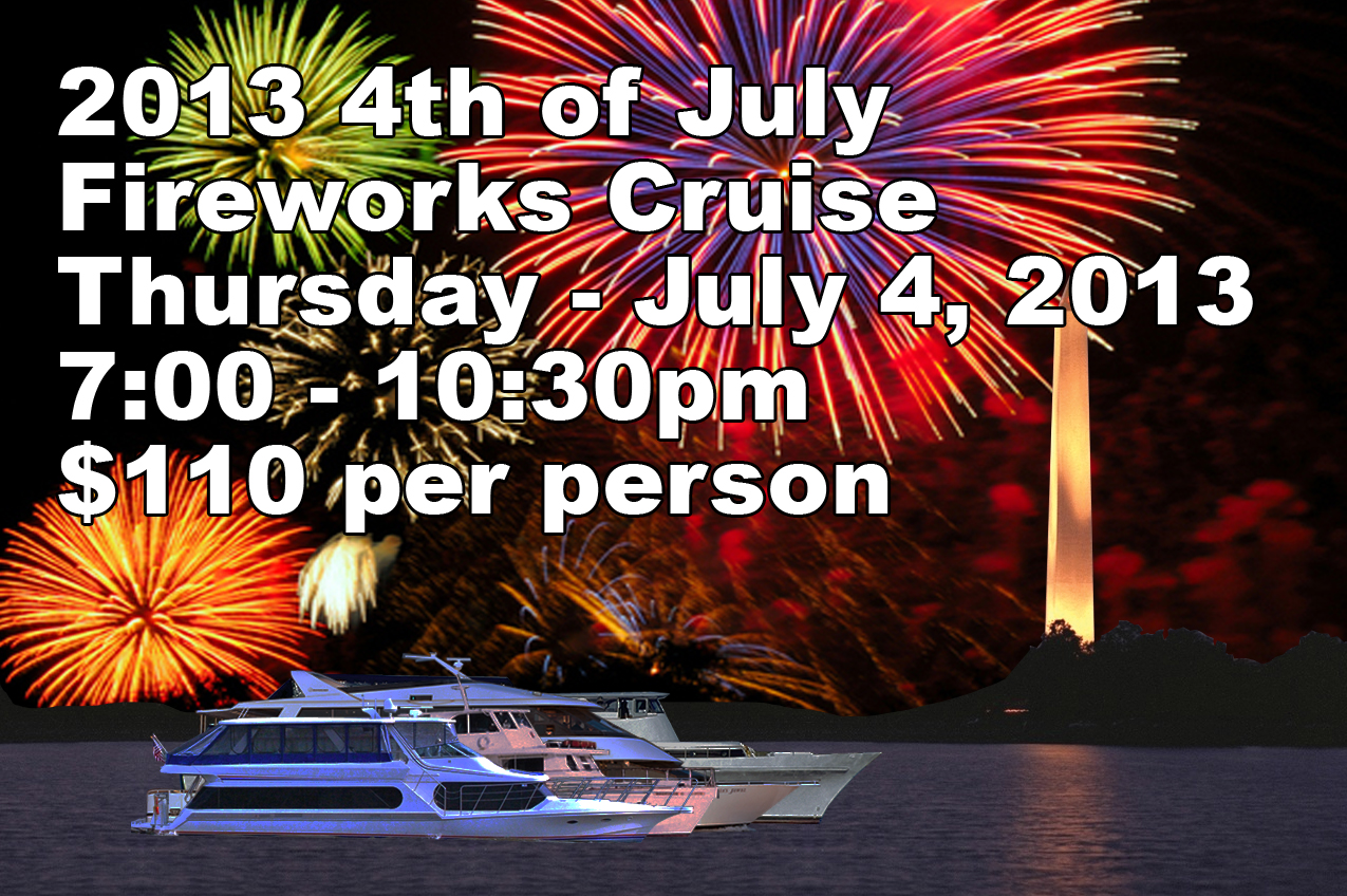 2013 Fireworks Cruise