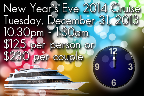 New Year's Eve 2014 Cruise