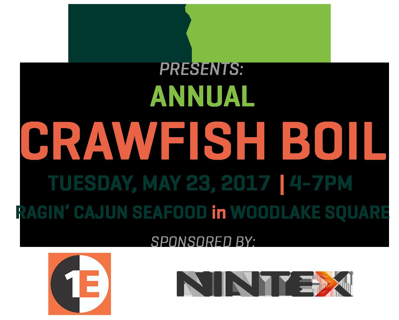 Houston Crawfish Boil