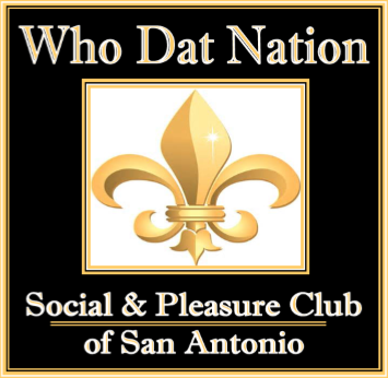 Who Dat Nation SA logo