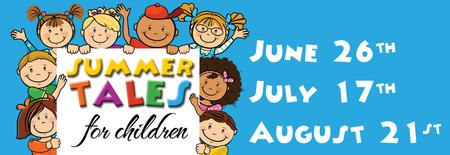 FREE Summer Tales for Children