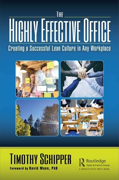 Book Cover for The Highly Effective Office