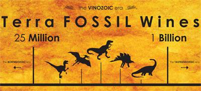 Terra Fossil Wine Logo