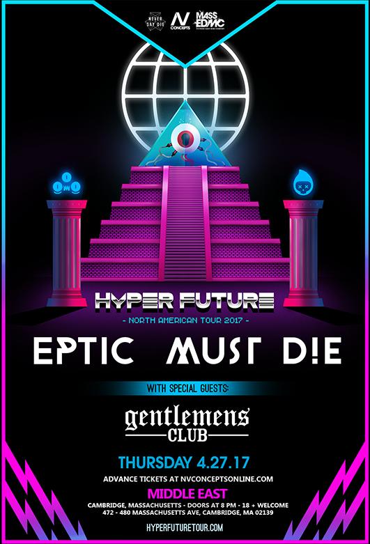 Hyper Future Tour