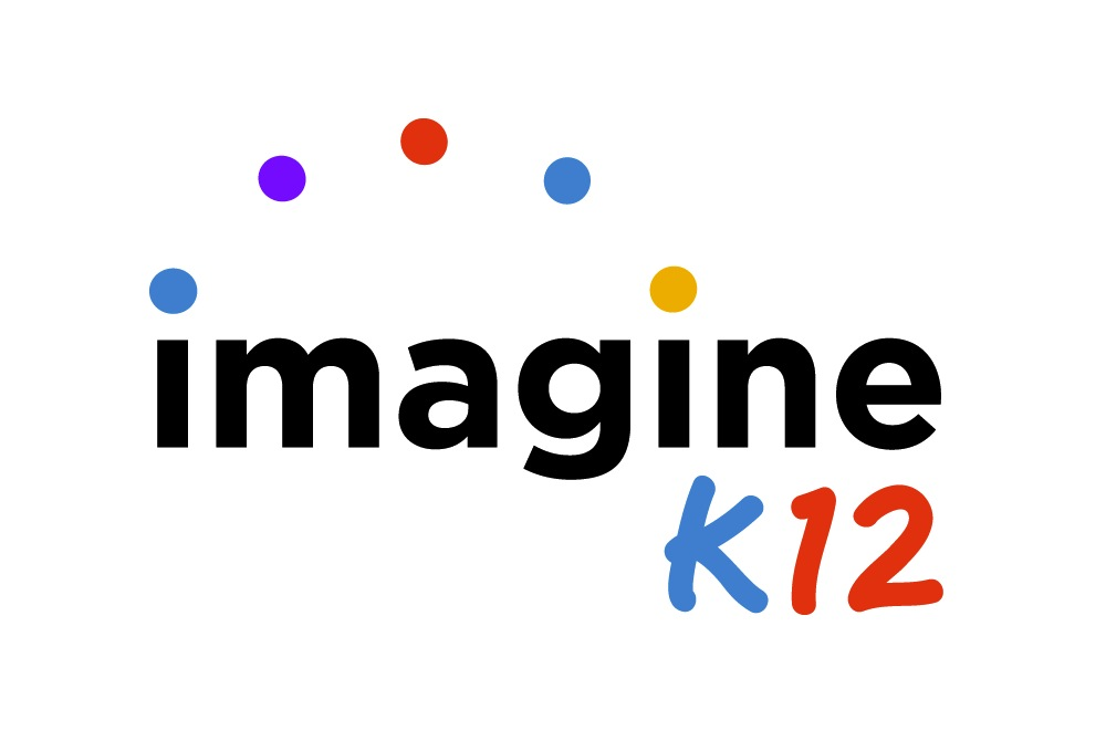 Imagine K12 logo