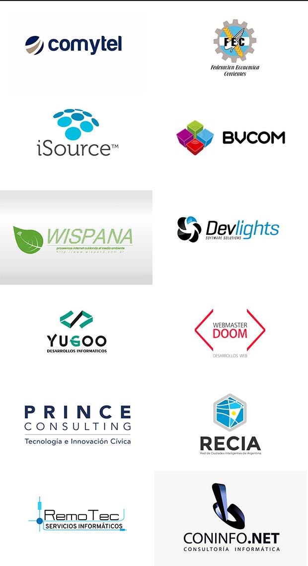 Empresas que Auspician