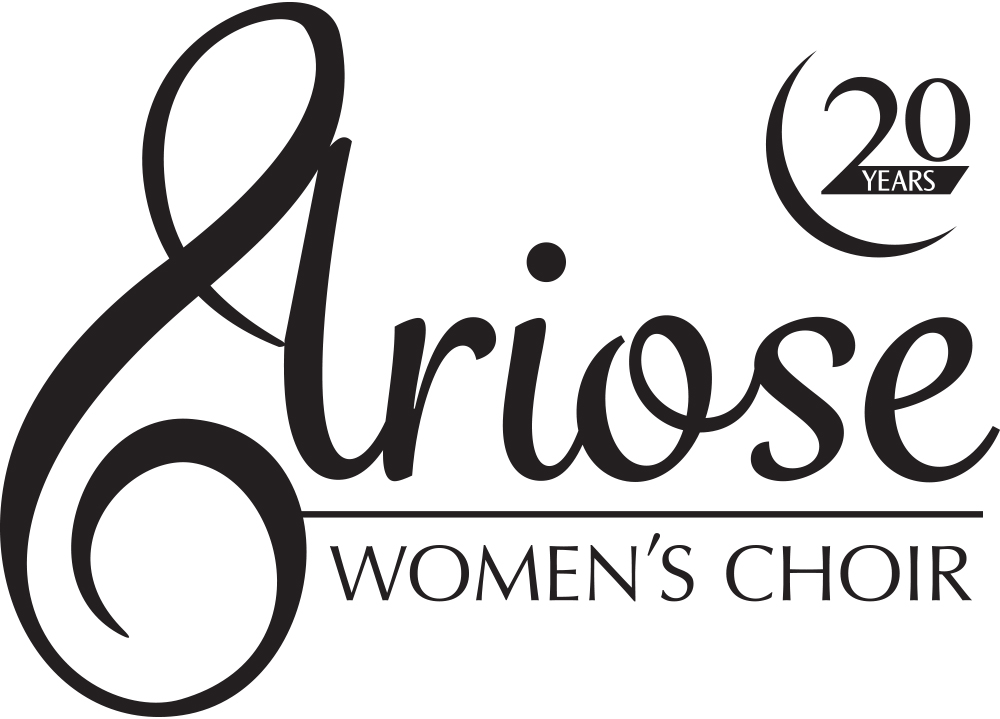 Ariose Women's Choir logo