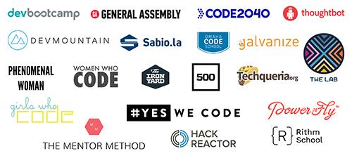 Tech Jobs Tour Partners Companies Sponsors