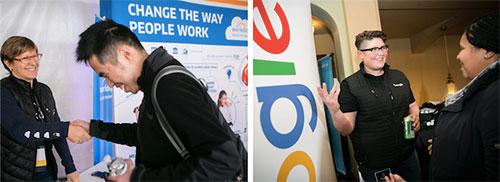 Tech Jobs Tour Sponsorship