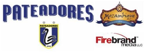Pateadores Mozambique Firebrand logos