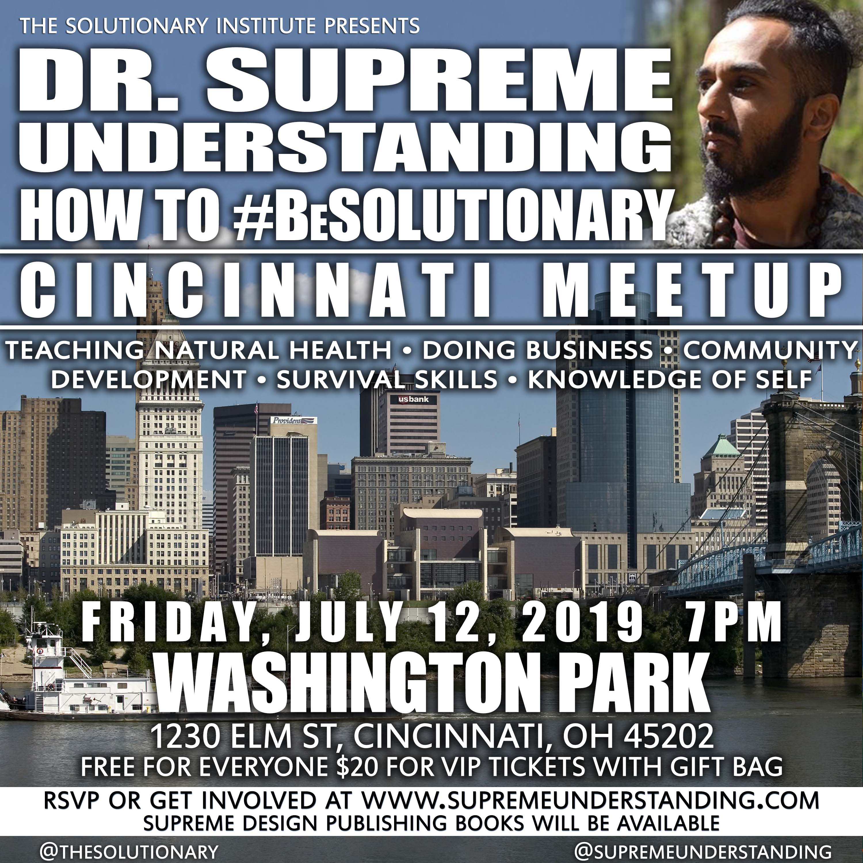 Cincinnati Meetup