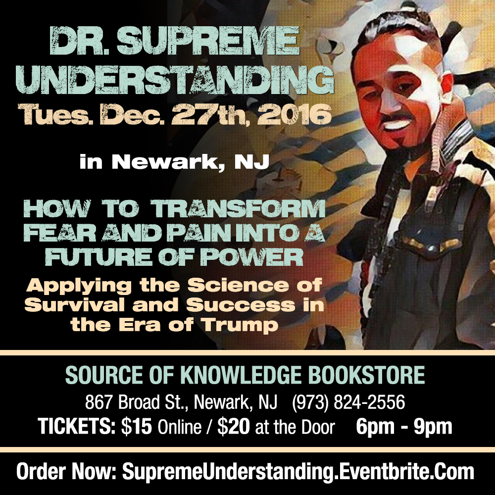 Dr Supreme Understanding in Newark