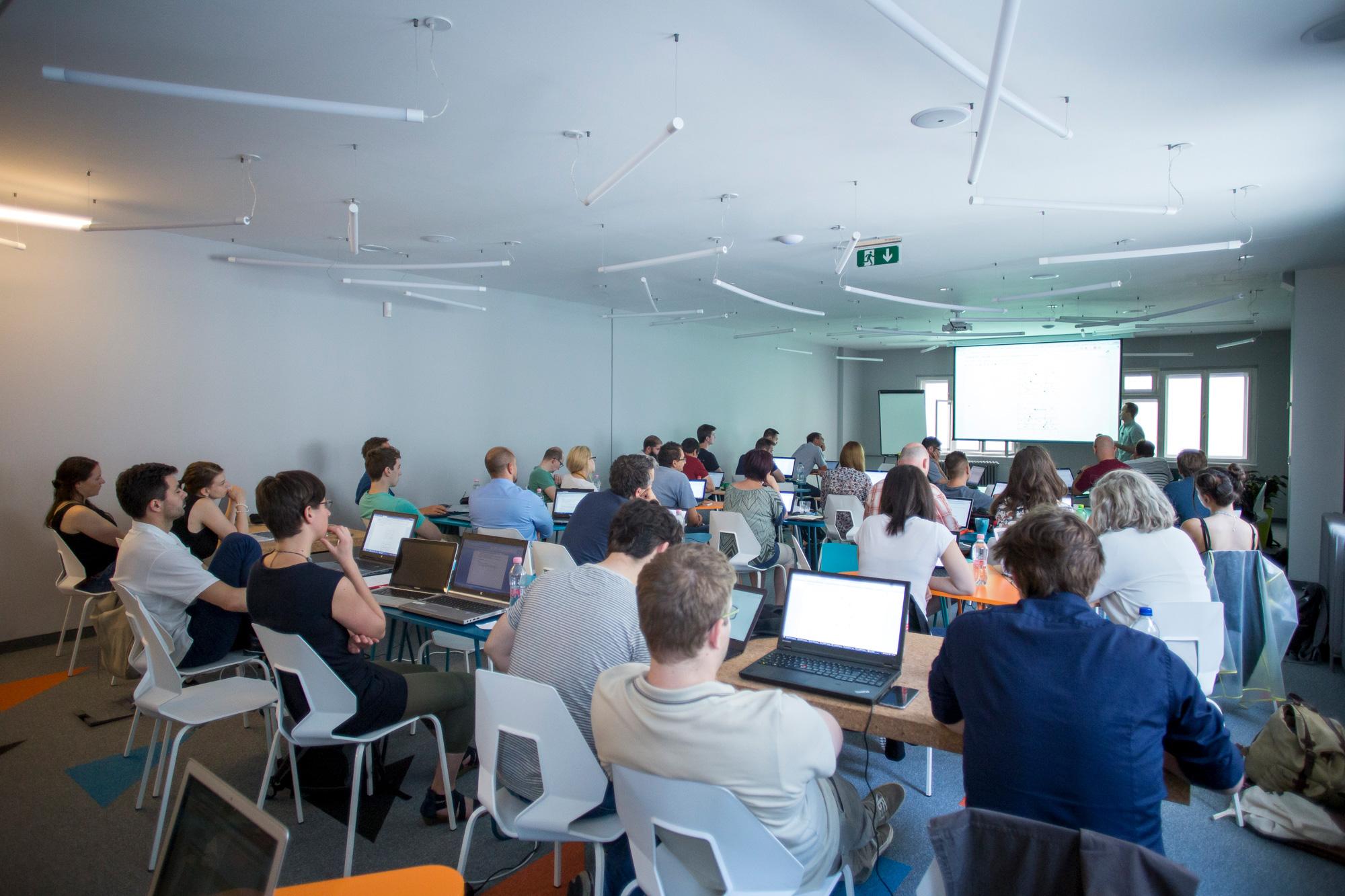 Bootcamp at Mosaik 2