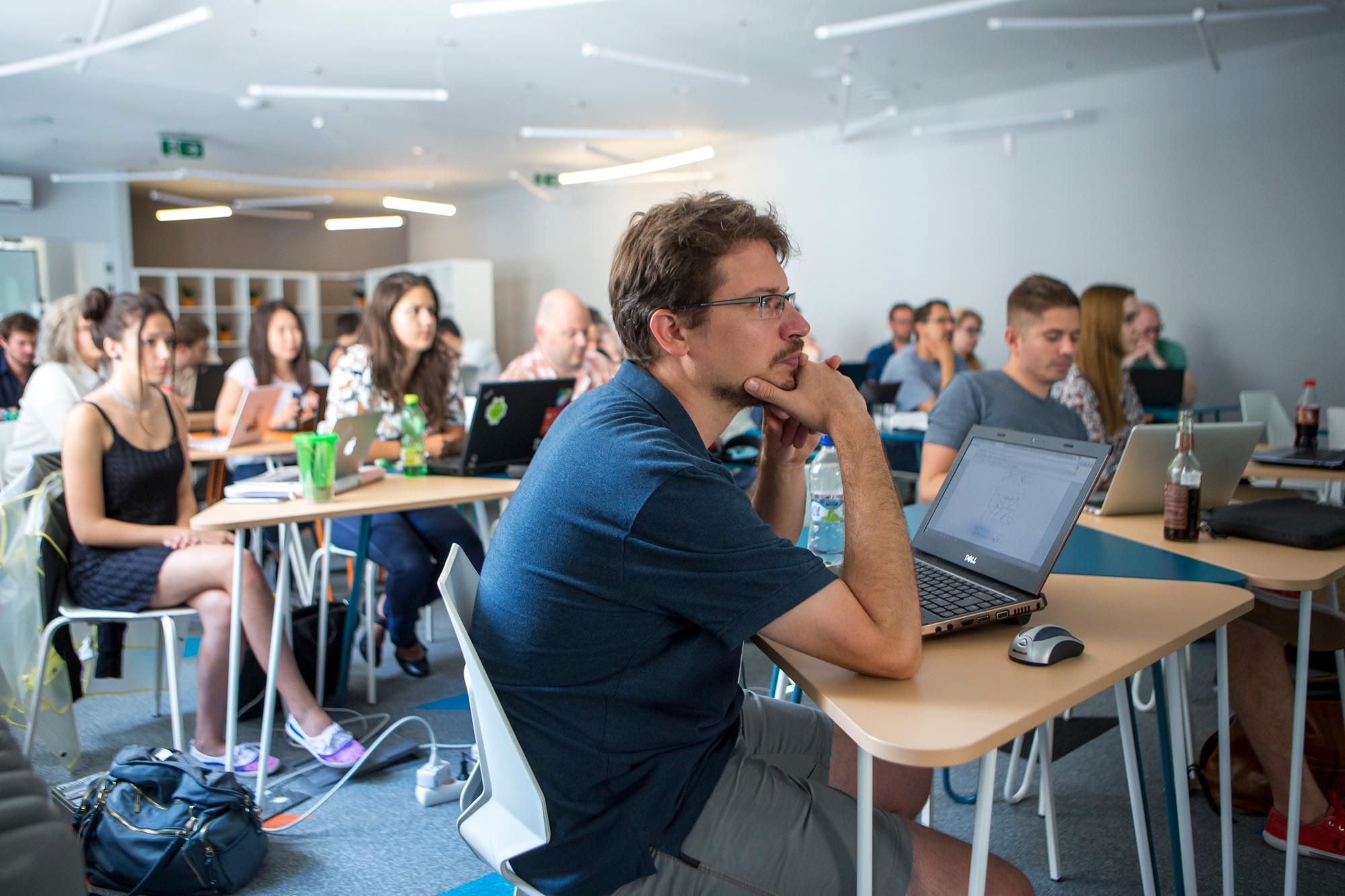 Bootcamp at Mosaik