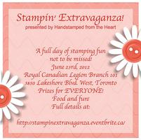 Stampin' Extravaganza! West End