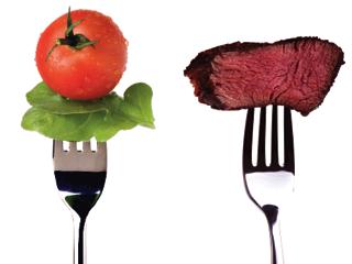 Transition to vegan