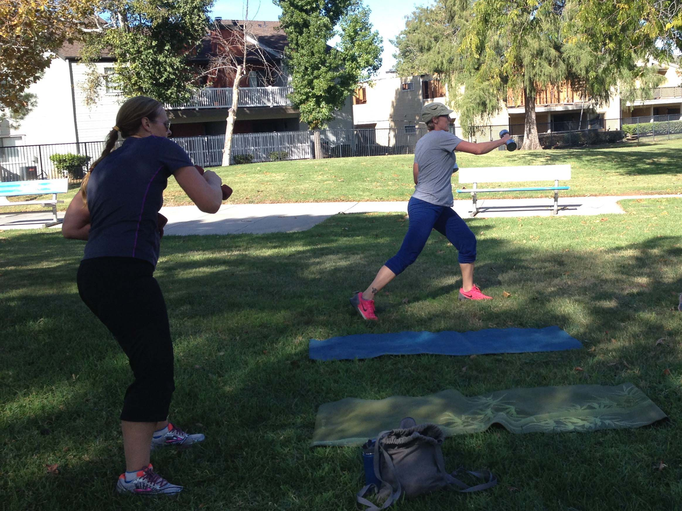 Free Summer Boot Camp workout