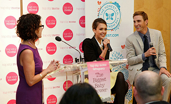 Biggest Baby Shower Ever Seminar Jessica Alba