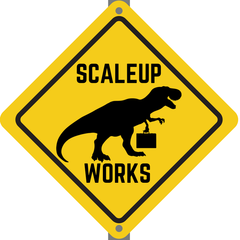 ScaleUp Works Logo