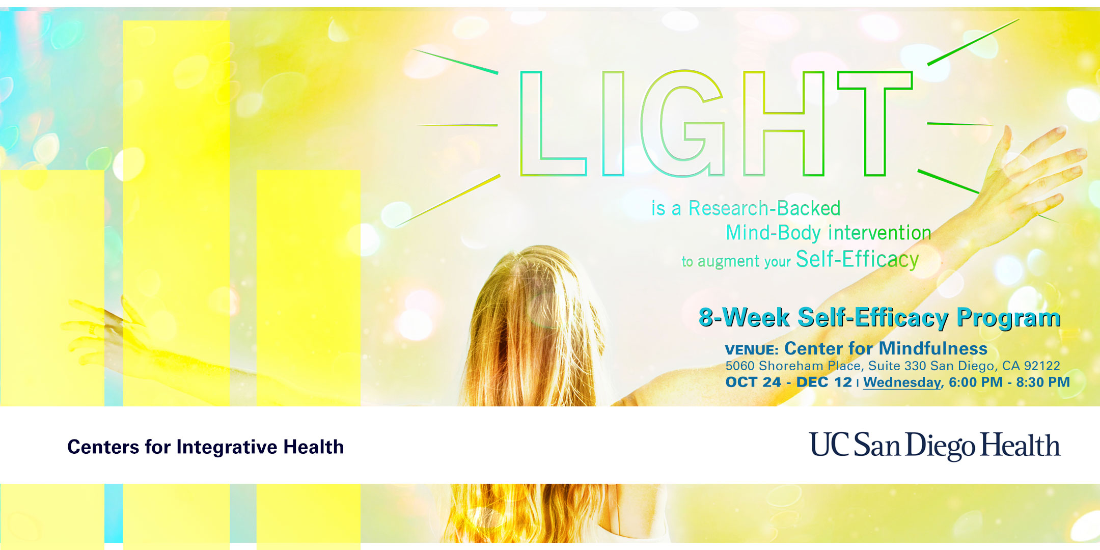 LIGHT™ 8-Week Self-Efficacy Course
