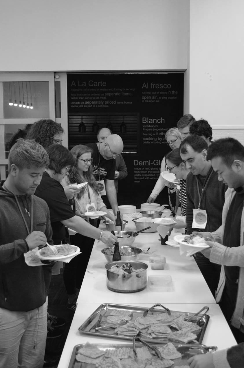 Startup Weekend Kapiti Meals