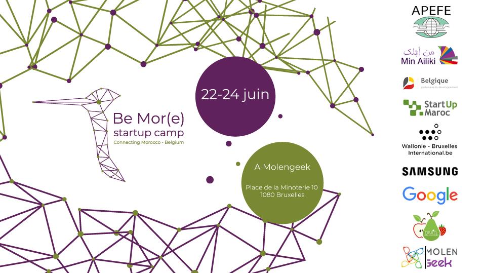 BeMor(e) Startup Camp