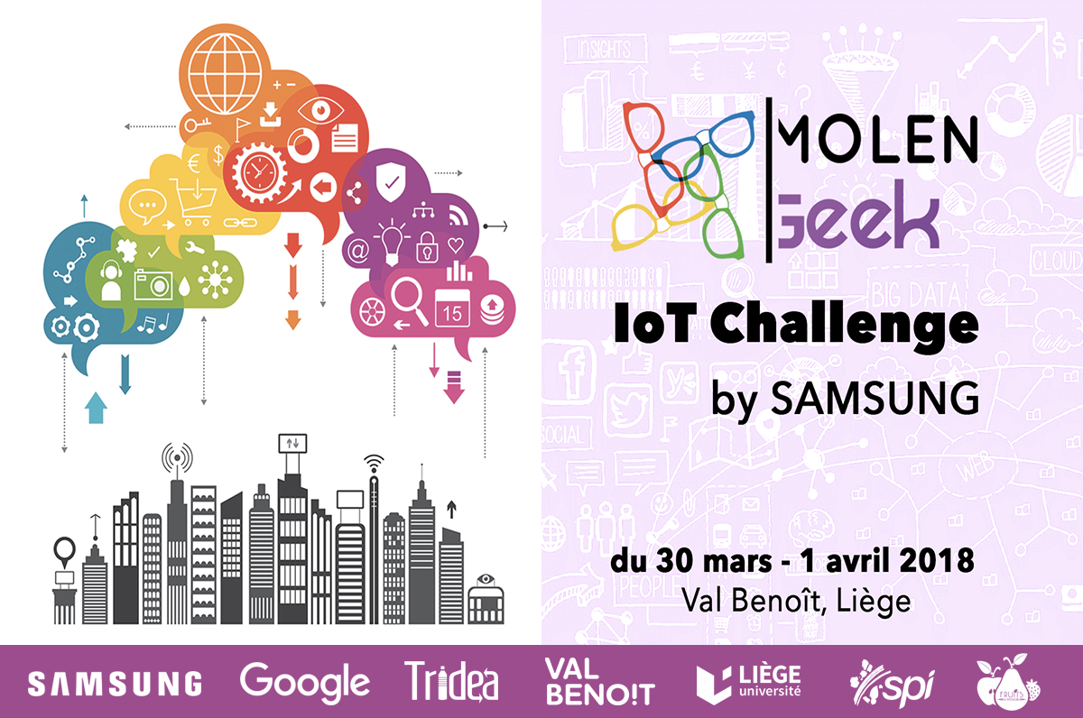 IoT Challenge by Samsung