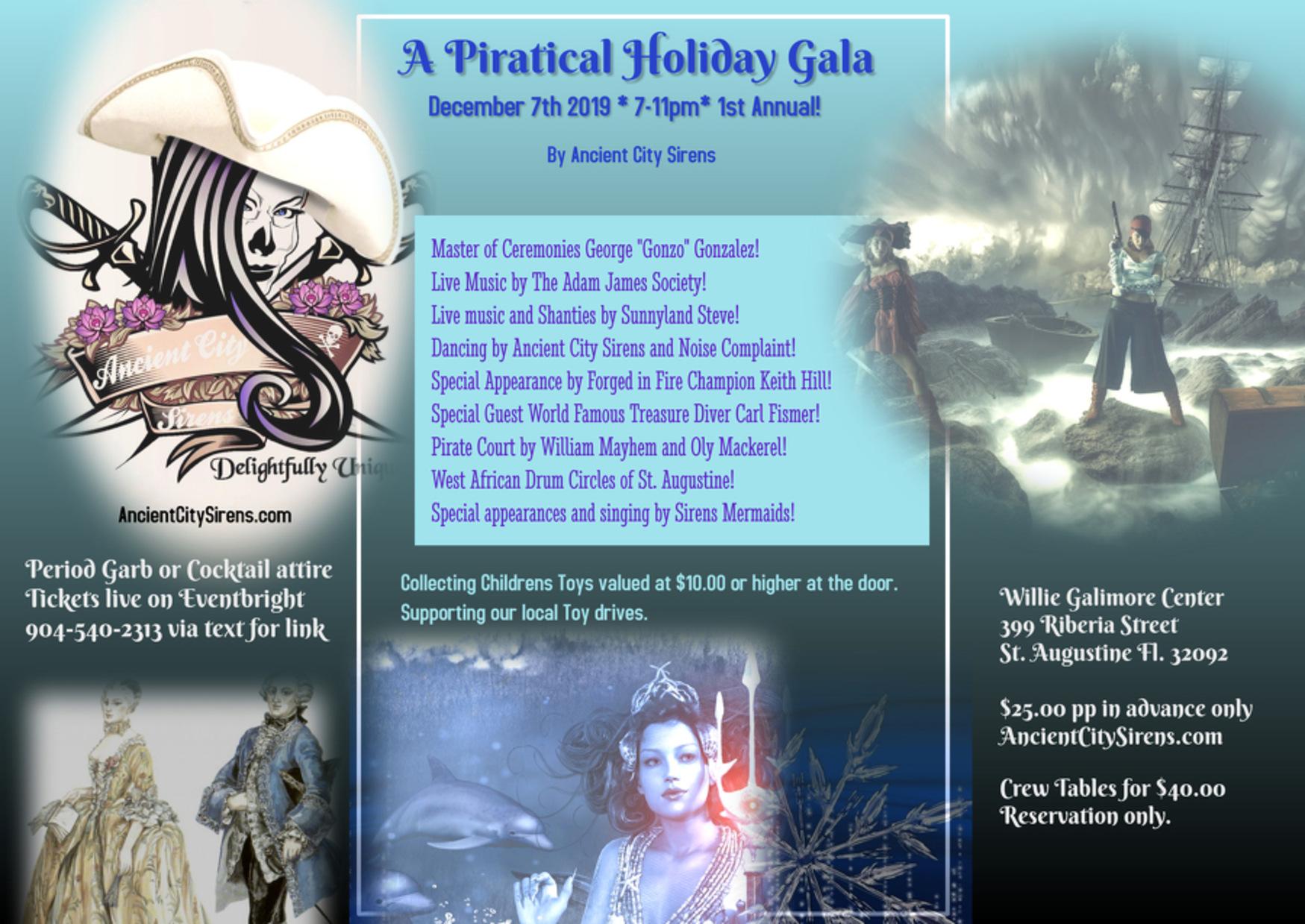 A Piratical Holiday Gala Adpc
