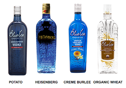 Blue-ice-Vodka