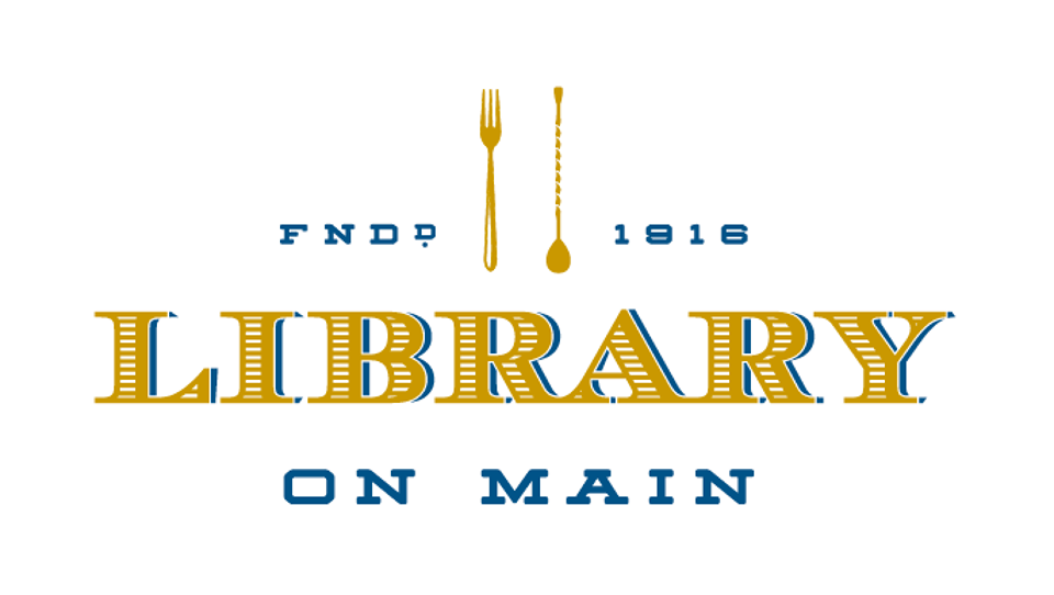 library on main logo
