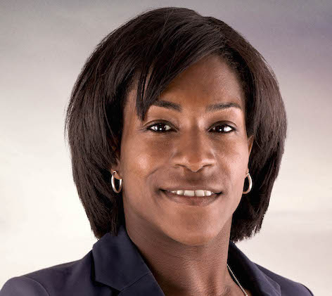 Maggie Alphonsi MBE, international rugby player and sports commentator