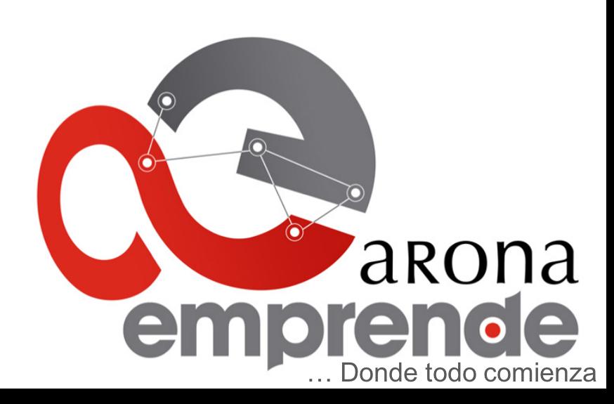 Logo Arona Emprende