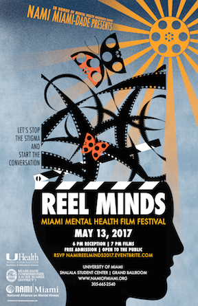 2nd Annual Reel Minds Mental Health Film Festival Sponsored by NAMI Miami