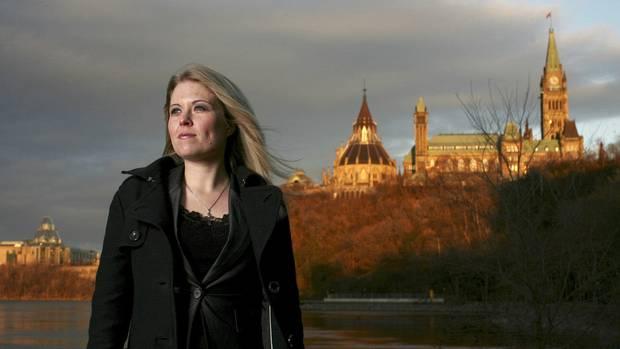 Michelle Rempel in Ottawa