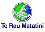 Te Rau Matatini logo