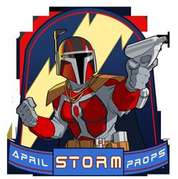 April Storm Props