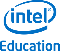 Intel Education logo