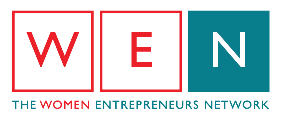 The Women Entrepreneurs Network Logo