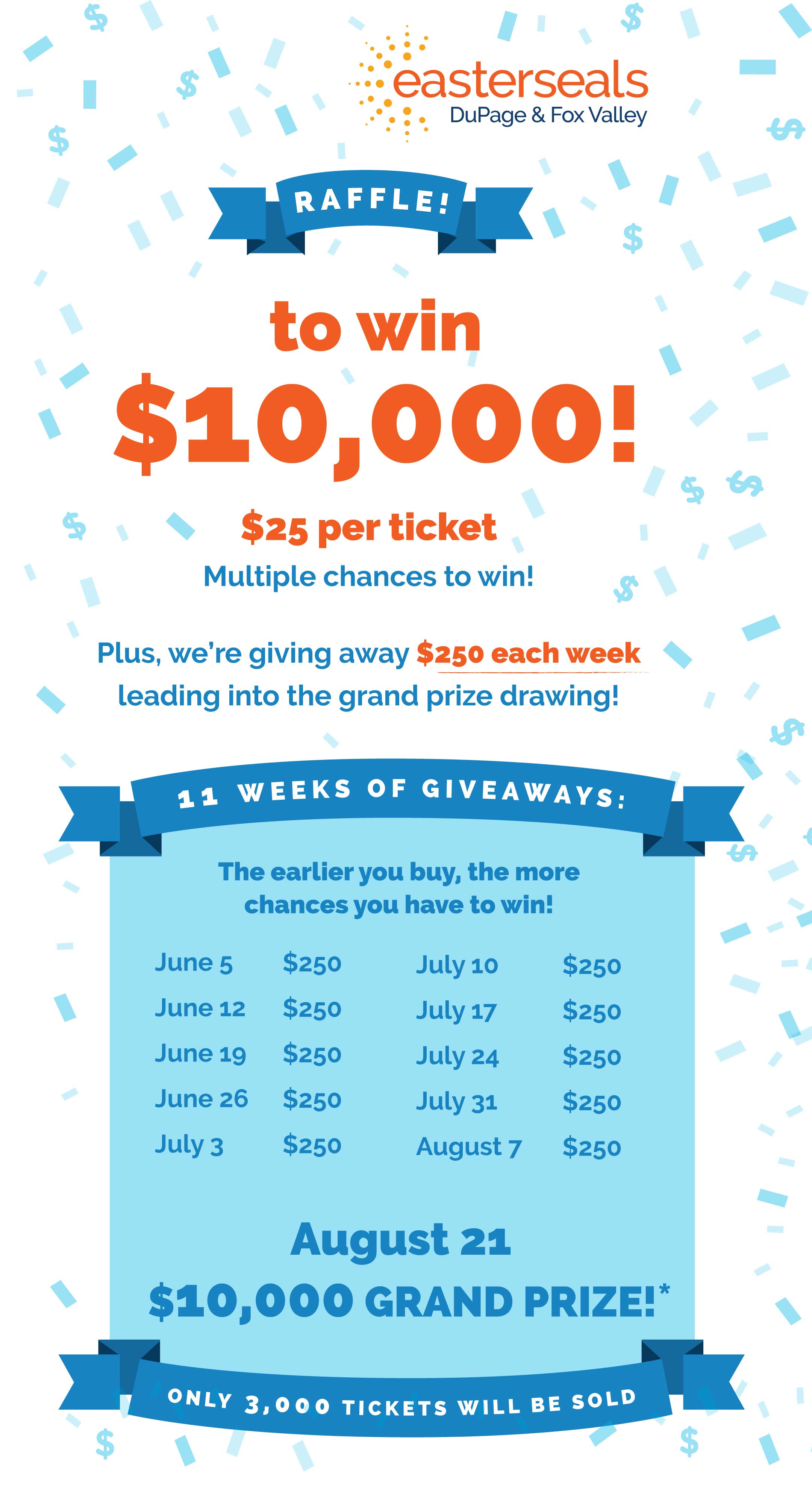 Enter to win $10K