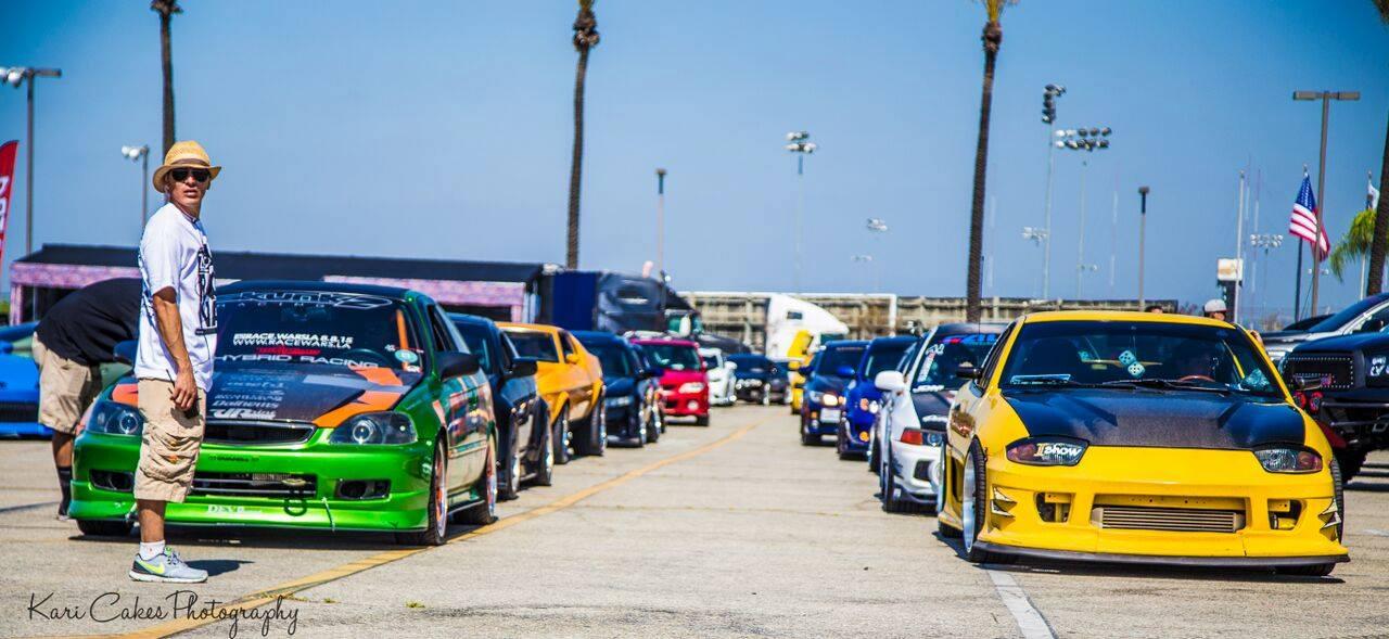 Non Vip Car Show Drag Race Vehicle Registration