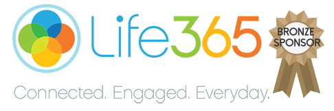 Life365 Logo Bronze