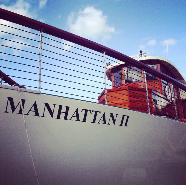 Classic Harbor Line Manhattan II