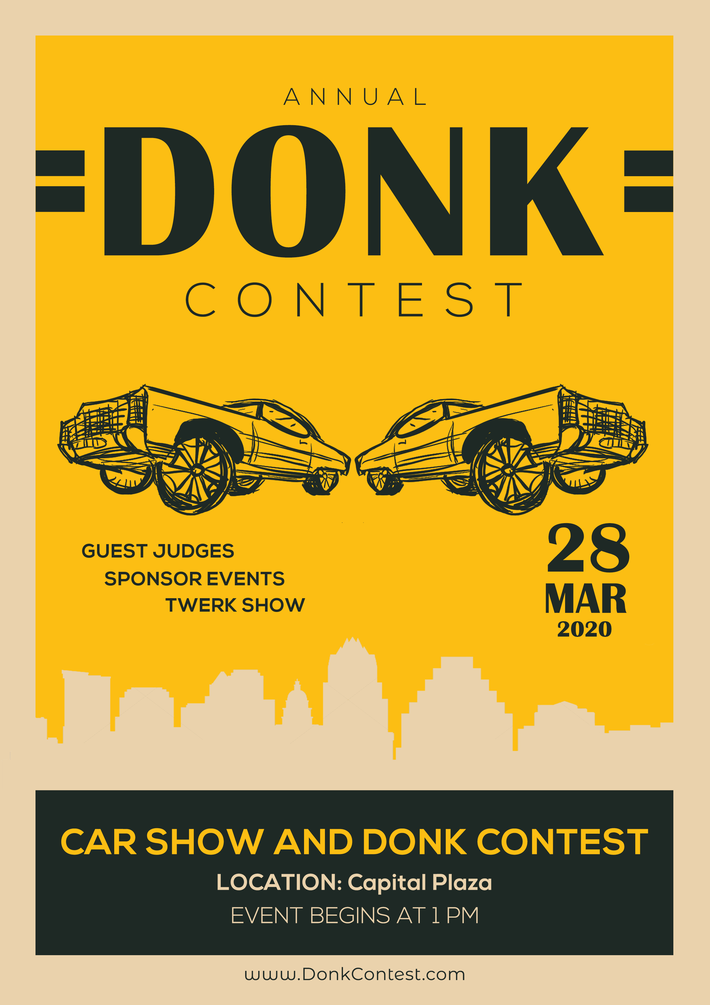 Texas Relays 2020 Schedule 2020 Donk Contest   Texas Relays Show Tickets, Sat, Mar 28, 2020