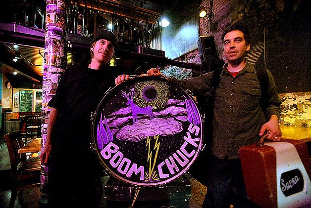 The Boomchucks