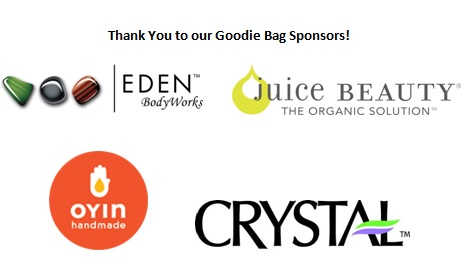 100 Business Girls Goodie Bag Sponsors